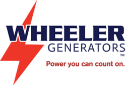 WHEELER Generators - Power you can count on.