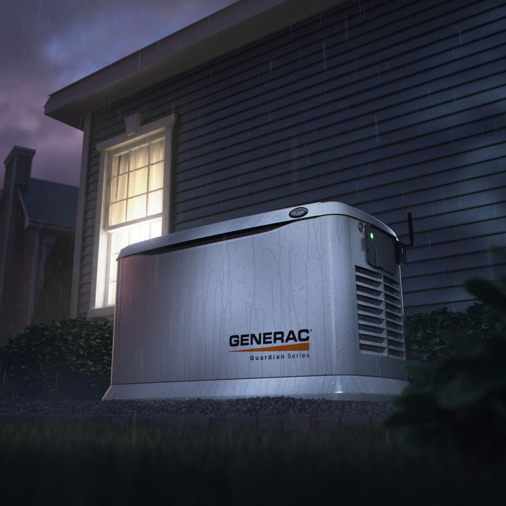 Wheeler Generators Standby Home Generator Systems