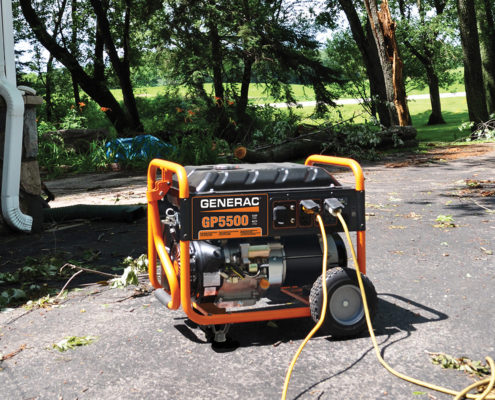 Wheeler Generators Portable Generator Safety