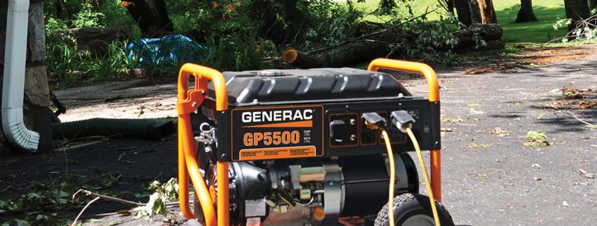 Wheeler Generators Portable Generator Safety
